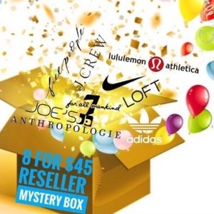 Deluxe Reseller Mystery Box